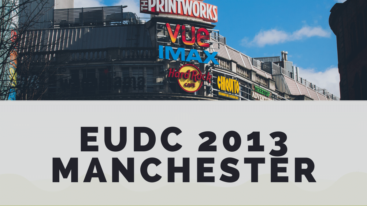 EUDC 2013 Manchester motions