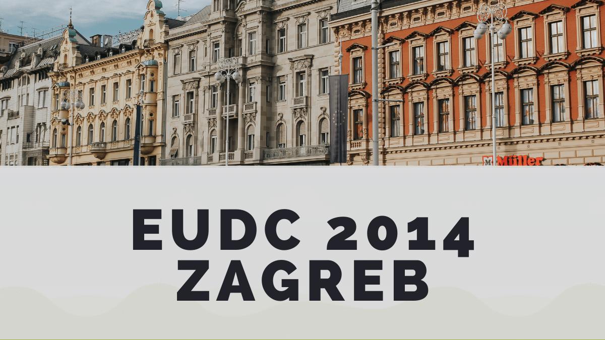 EUDC Zagreb 2014