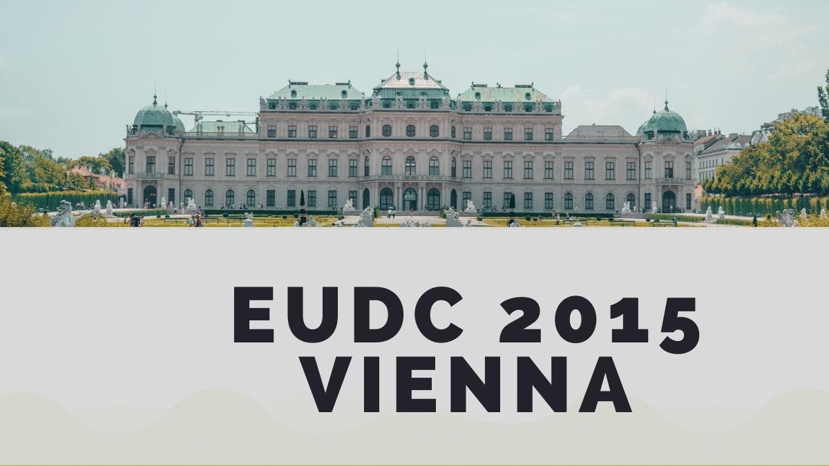 EUDC 2015 Vienna motions