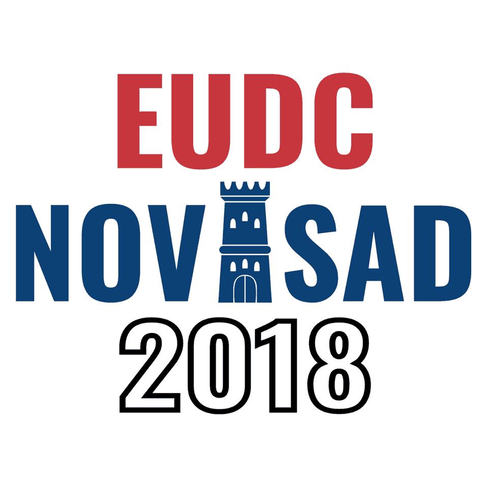 EUDC 2018 Novi Sad – Serbia