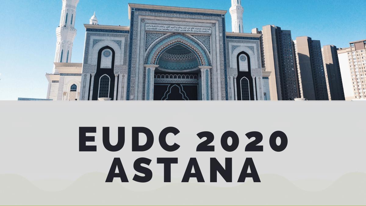2020 Astana EUDC