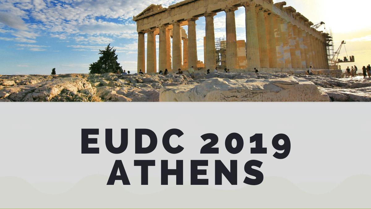 2019 Athens EUDC