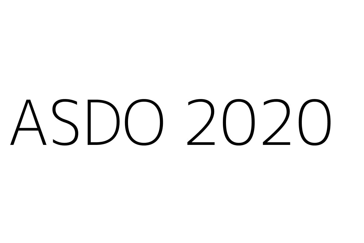 ASDO 2020
