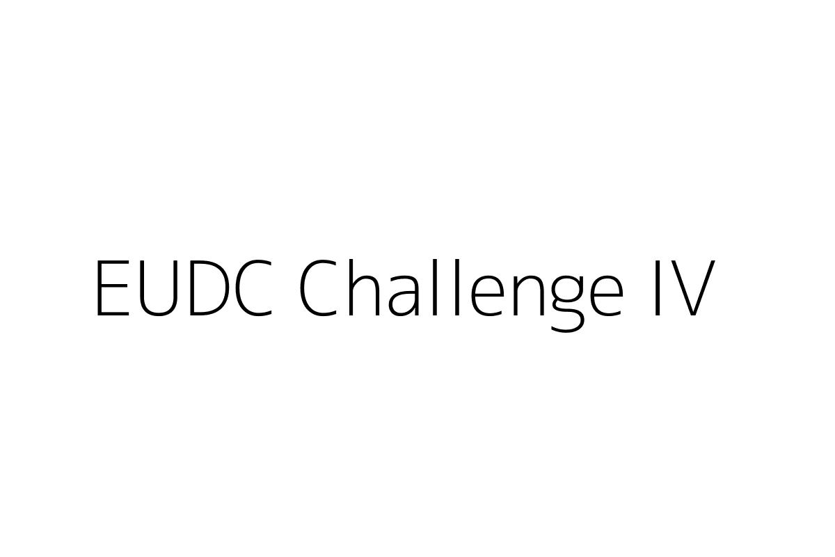 EUDC Challenge IV