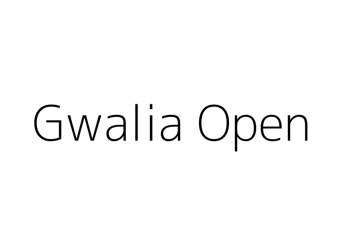 Gwalia Open