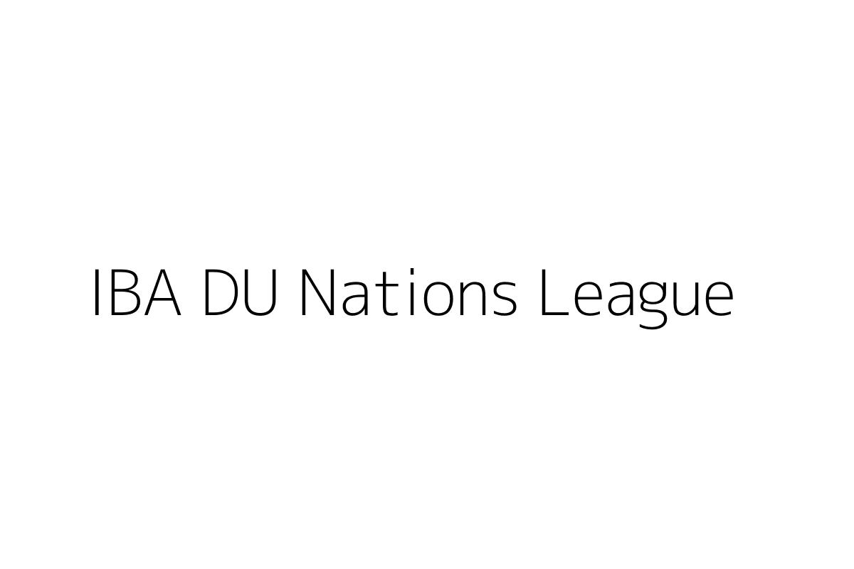 IBA DU Nations League