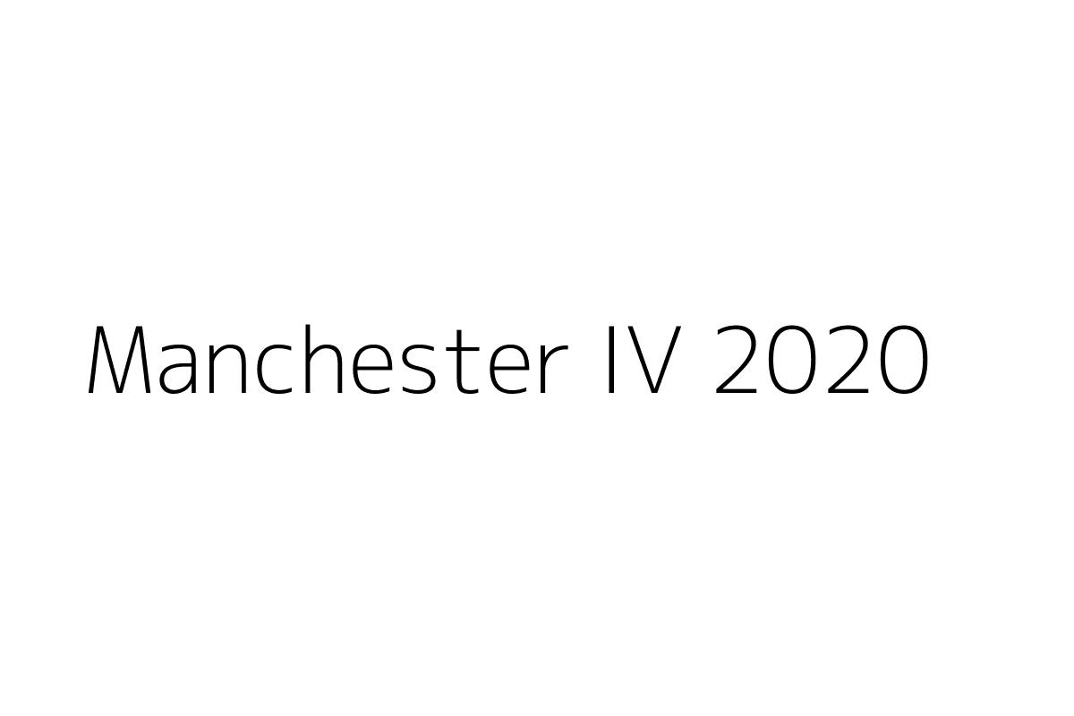 Manchester IV 2020