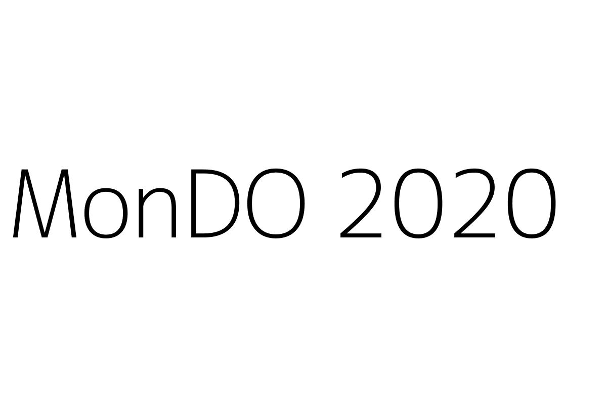 MonDO 2020