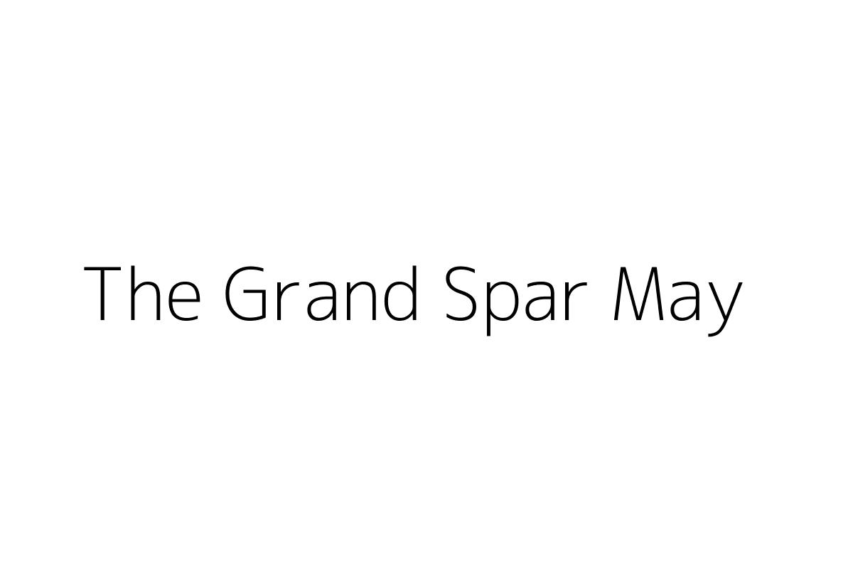 The Grand Spar May