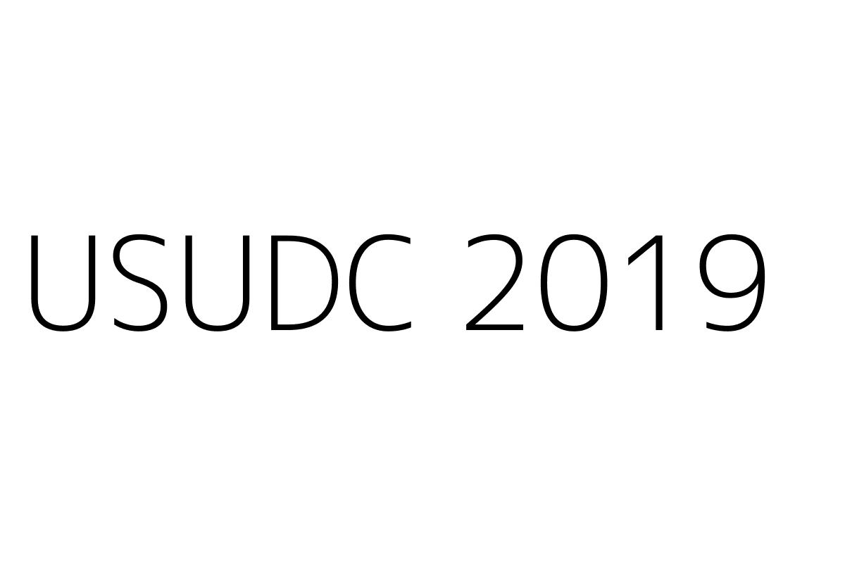 USUDC 2019